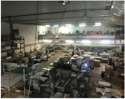 Nave industrial en uno de los mejores polígonos del área metropolitana de Barcelona
