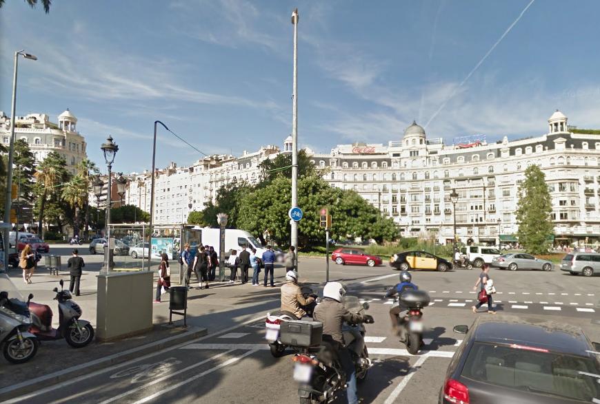 Local comercial espacioso en pleno Francesc Macià